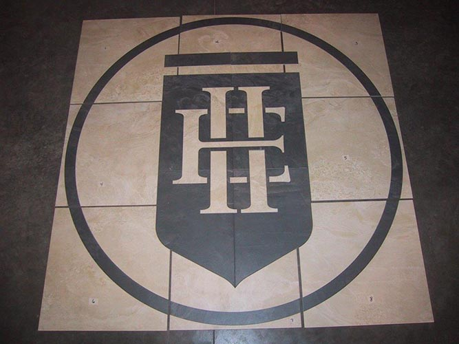 Waterjet Cutting Services For Beautiful Flooring Inlays