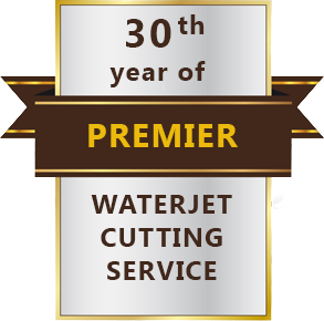 30th Year of Premium Waterjet Cutting and Flooring Inlays